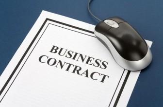 Contracte comerciale
